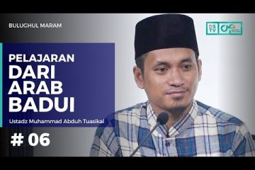 Bulughul Maram 06 - Pelajaran dari Arab Badui