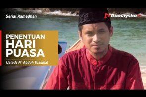 Serial Ramadhan - Penentuan Hari Puasa